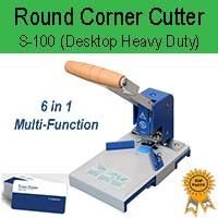 Heavy Duty Round Corner Cutter S100