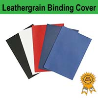 Leathergrain Binding Cover