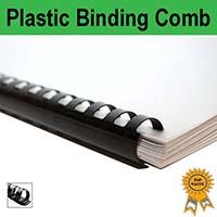 Plastic Bind Comb