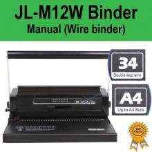 Wire Binder JL-M12W