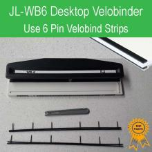 Home Office Desktop Manual 6 pin Velobind machine (JL-WB6)