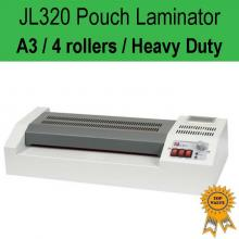 A3 pouches laminator laminating machine JL320