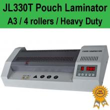 Heavy Duty A3 Pouch Laminator (4 rollers) Digital Display - JL330T