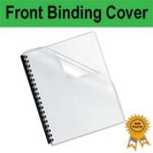 Front Binding Cover